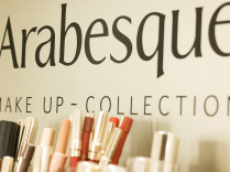 Impressionen vor Ort bei Ihrem Friseurteam Weitkamp in Vreden - Make Up - Collection von Arabesque